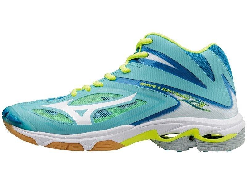 szczegóły buty na codzień buty na codzień Buty do siatkówki Mizuno Wave Lightning Z3 MID 504 (W)